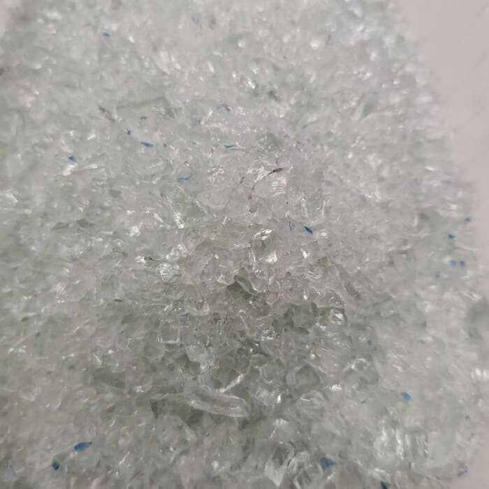 Стеклянная крошка ПРОЗРАЧНОЕ 3-5 мм (100 г)