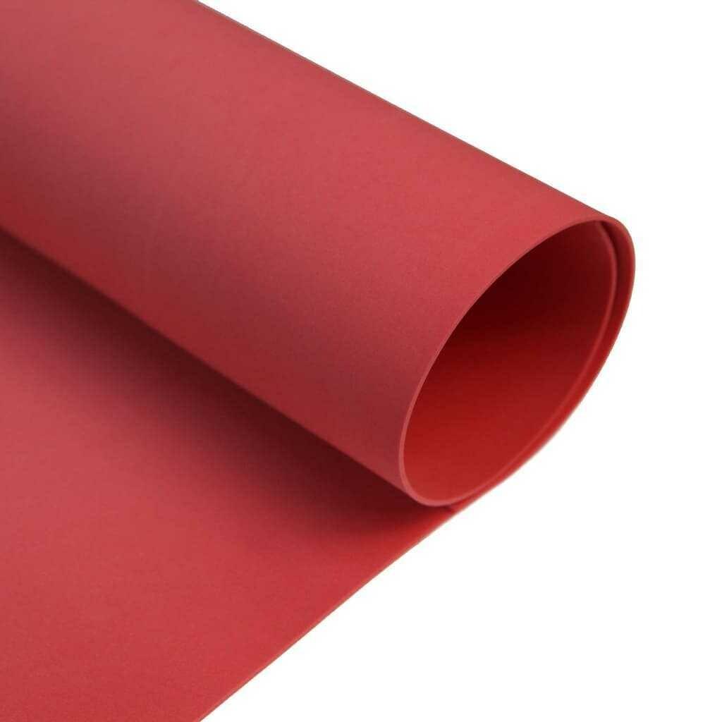 Фоамиран ЗЕФИРНЫЙ 2 мм 50х50 см (Красный)