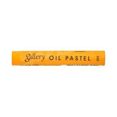 Пастель масляная мягкая MUNGYO Gallery #204 Золотисто-жёлтый