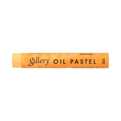 Пастель масляная мягкая MUNGYO Gallery #203 Оранжево-жёлтый
