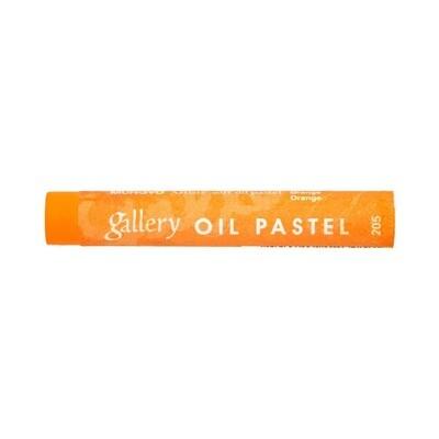 Пастель масляная мягкая MUNGYO Gallery #205 Оранжевый