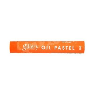 Пастель масляная мягкая MUNGYO Gallery #206 Огненно-красный
