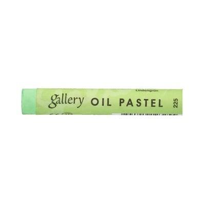 Пастель масляная мягкая MUNGYO Gallery #225 Лайм зелёный