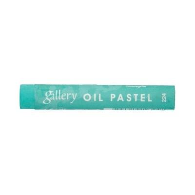 Пастель масляная мягкая MUNGYO Gallery #224 Бирюзово-зелёный