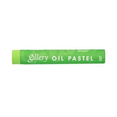 Пастель масляная мягкая MUNGYO Gallery #227 Жёлто-зелёный