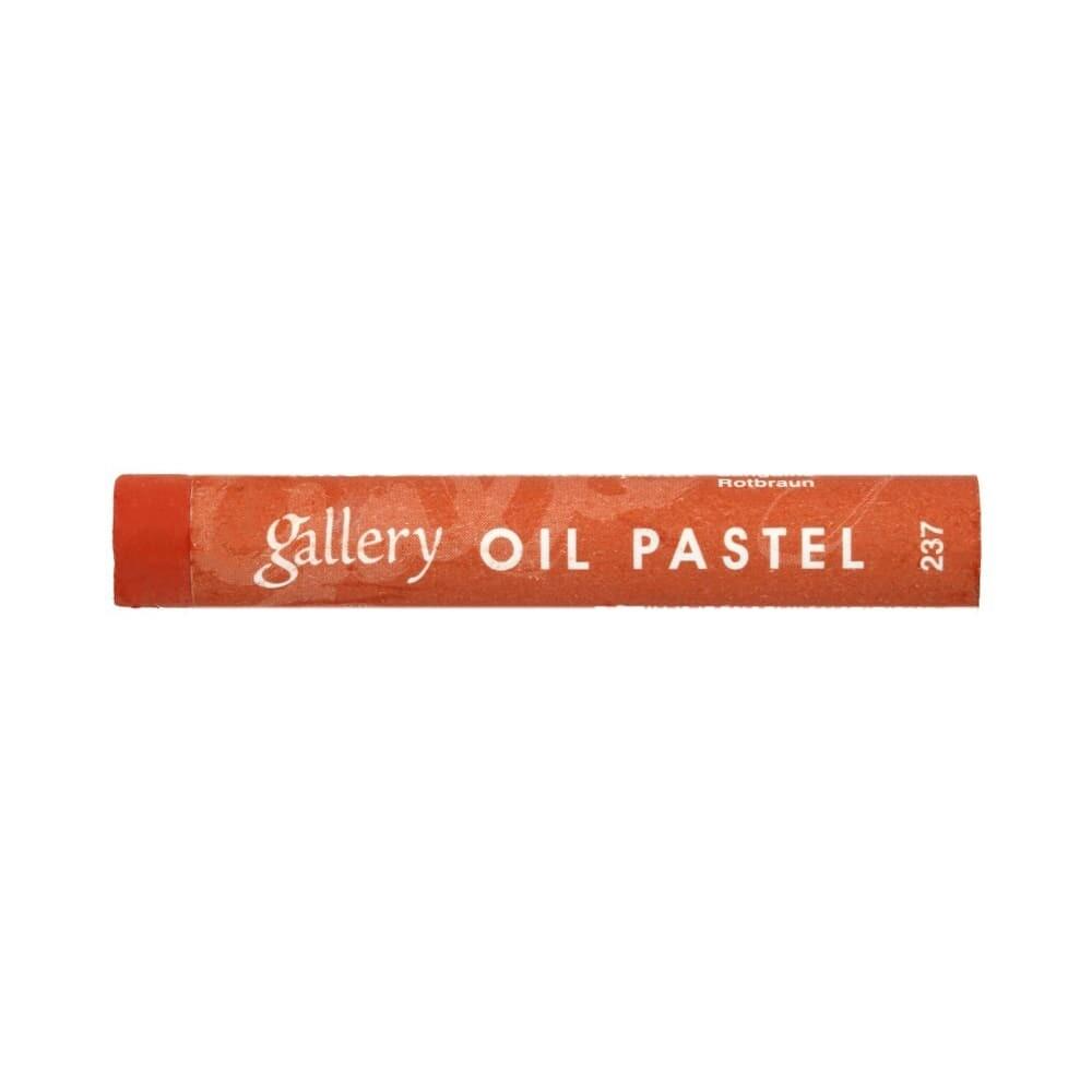 Пастель масляная мягкая MUNGYO Gallery #237 Жжёный кирпич