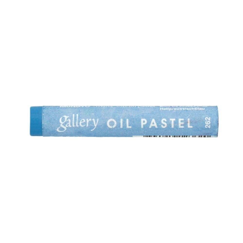 Пастель масляная мягкая MUNGYO Gallery #262 Светлый Прусский синий
