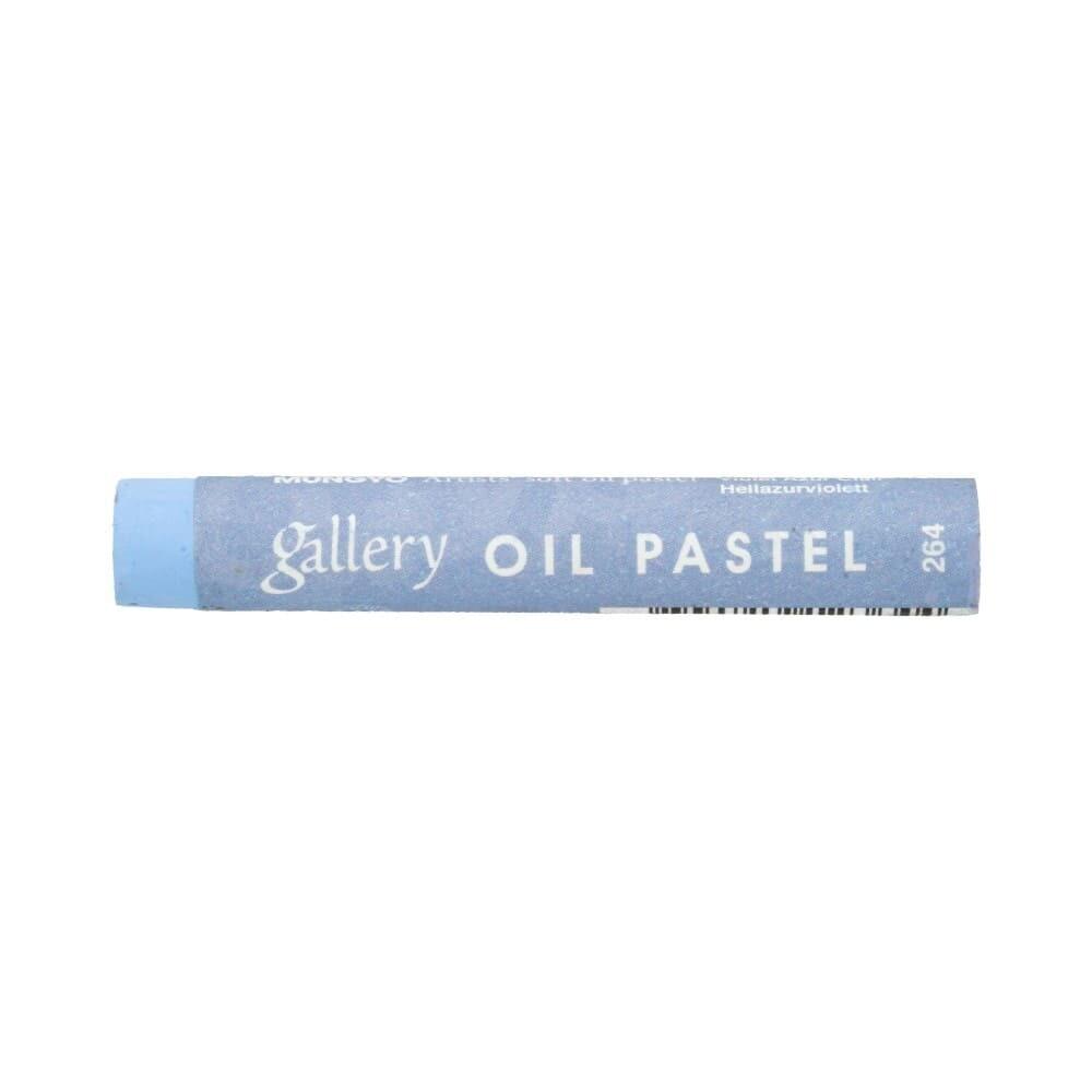 Пастель масляная мягкая MUNGYO Gallery #264 Светлый лазурный фиолетовый
