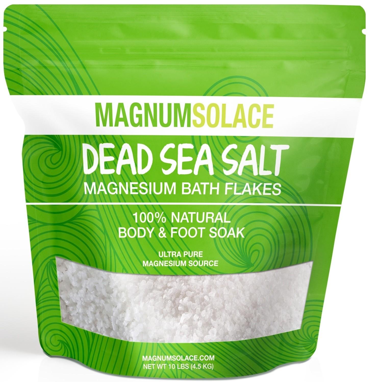 Magnesium Bath Flakes 10 LBS