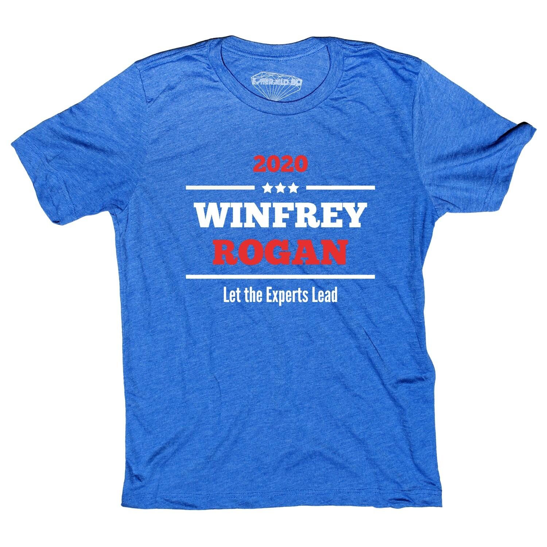 WINFREY + ROGAN 2020