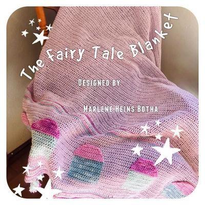 Marlene Heins Botha's Fairy Tale Blanket