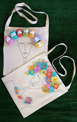 MoYa Blooming Yarn Bag Kit