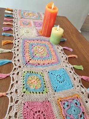 Martine Bed / Table Runner Crochet a Long Kit