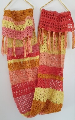Hoopla Scarf - Pattern a day CAL