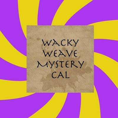 Hilda Steyn's  Wacky Weave MYSTERY CAL