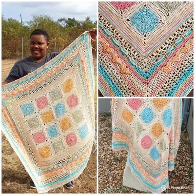 Lockdown Daily Crochet-A-Long