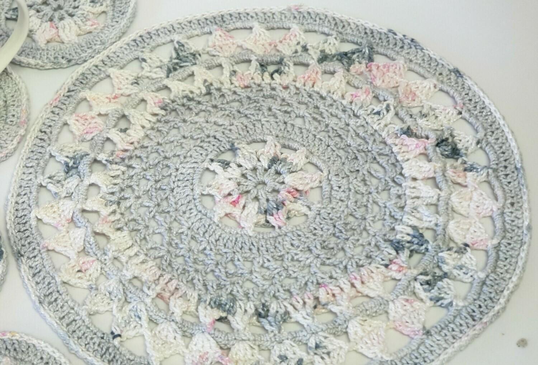 Blossom Mandala & Coaster Set