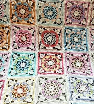 Colour Pop Pattern