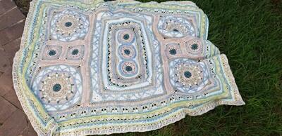 MoYa Feliz Crochet-a-long Pattern