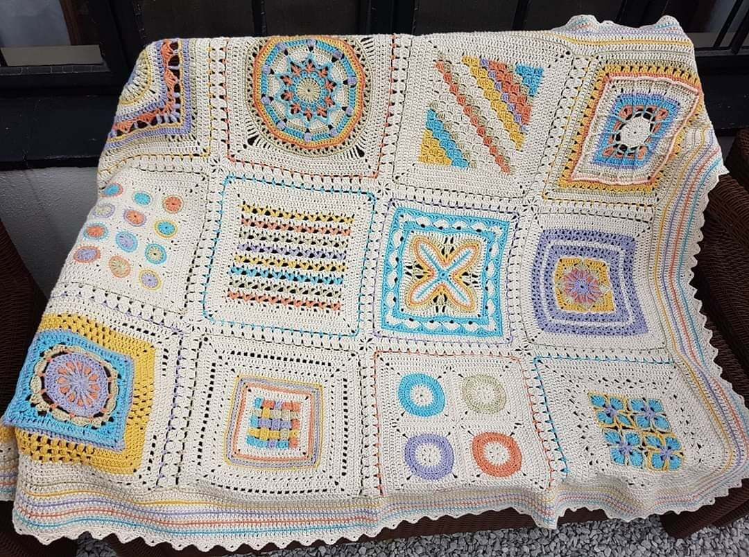 MoYa Whimsical Blanket Kit