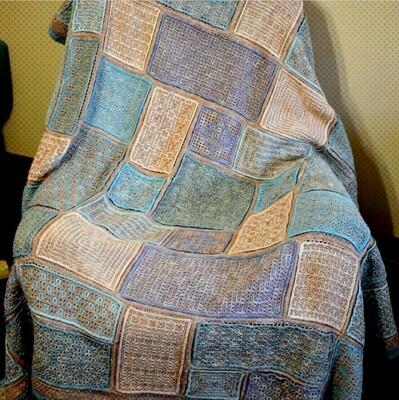 Hilda Steyn's - Wacky Weave - Babette
