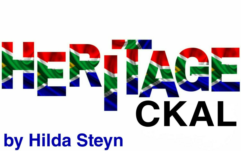 Heritage Mystery CKAL designed by Hilda Steyn