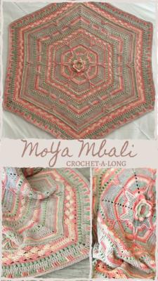 MoYa Mbali Crochet-A-Long Kit