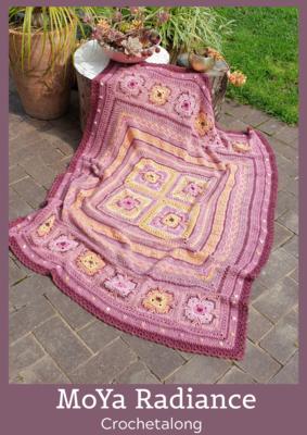 MoYa Radiance Crochet-A-Long KIt
