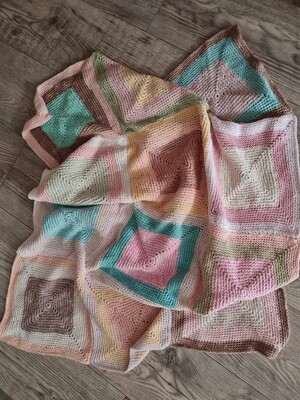 The Waiting Blanket Designed by Raw Rustic