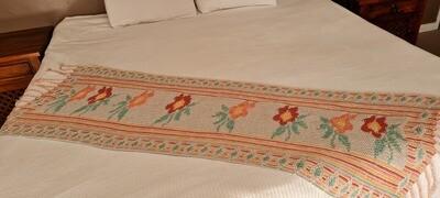 PASCALI BED RUNNER KIT designed by Annamarie Esterhuizen