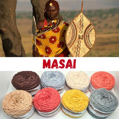 Masai Double Knit Palette