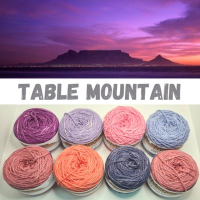 Table Mountain Double Knit Palette