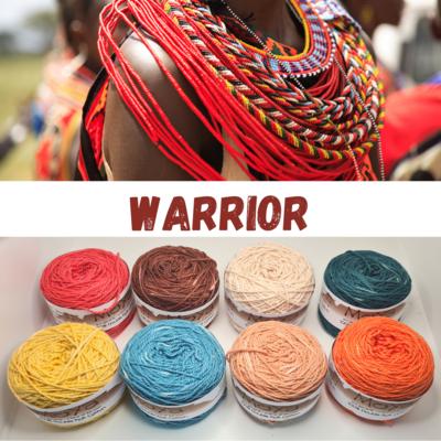 Warrior Double Knit Palette
