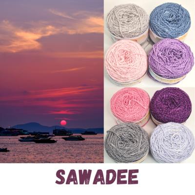 Sawadee Shimmer Palette