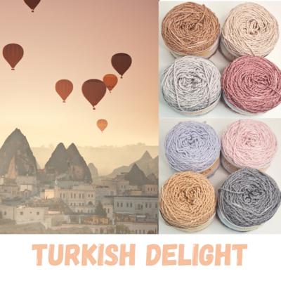 Turkish Delight Shimmer Palette