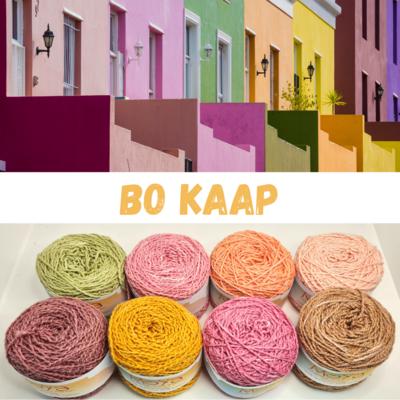 Bo Kaap Shimmer Palette
