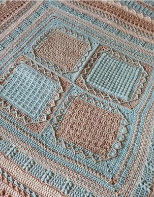 MoYa Big C Journey Crochet-a-long SHIMMER Kit