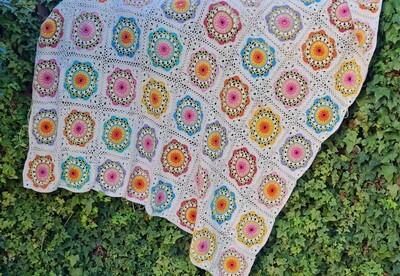 The Dahlia Crochet Pattern