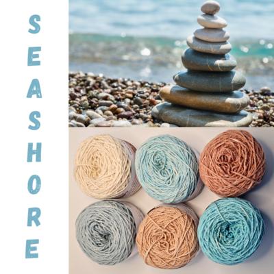 Seashore Double Knit Palette