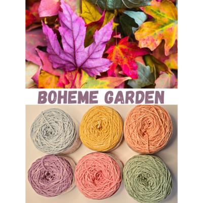 Boheme Garden Double Knit Palette