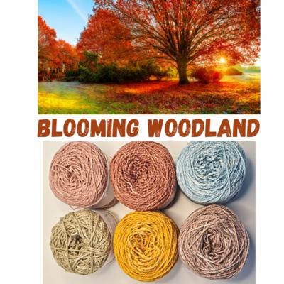 Blooming Woodland Shimmer Palette