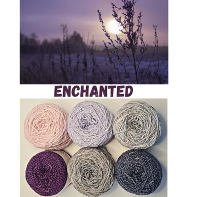 Enchanted Shimmer Palette