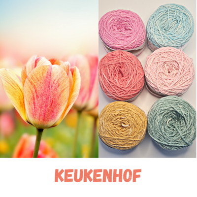 Keukenhof Double Knit Palette