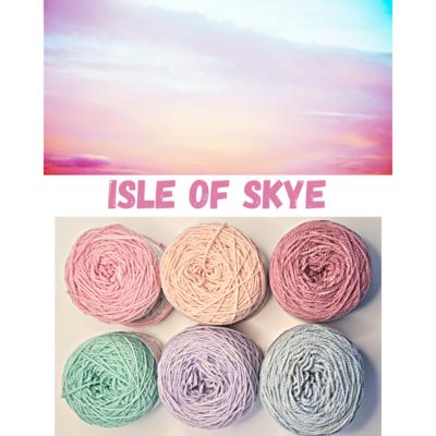 Isle of Skye Double Knit Palette
