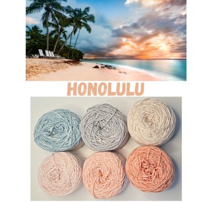 Honolulu Shimmer Palette