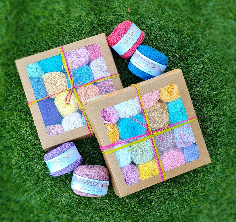 MoYa Yarn Gift Box