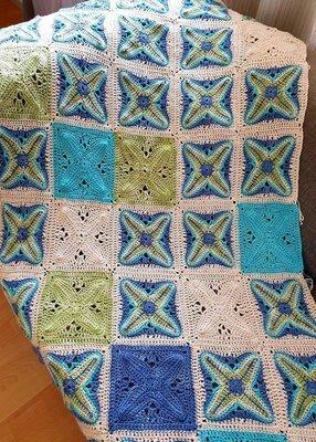 MoYa Sand Dollar Blanket Kit