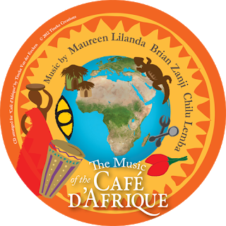 The Music of Café d'Afrique (digital file downloads)