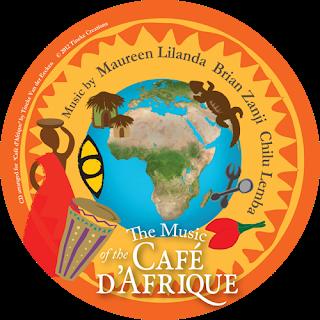 The Music of Café d'Afrique (digital file downloads)