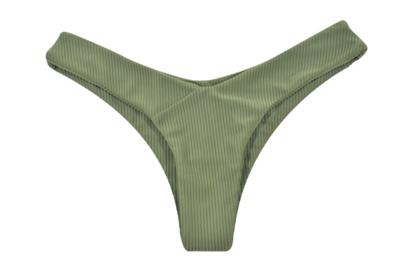 Olive Uno Bikini Bottom